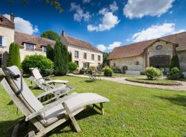 La Ferme de Bouchemont, Сен-Симфорьян (рядом с городом Paray-Douaville)