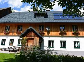 Ferienwohnung Pöreiterhof, Tauplitz (Unterburg yakınında)