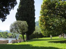 Villa Silvia, Ossuccio (Lezzeno yakınında)