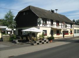 Haus Vennblick, Monschau (Rohren yakınında)
