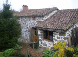 Peach Cottage, La Forêt-sur-Sèvre (рядом с городом Мутье-су-Шантмерль)