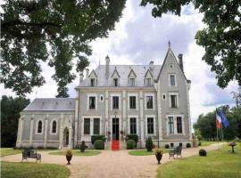 Château de Rancay, Niherne
