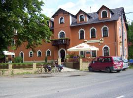 Penzion U červených vrat, Chudolazy (Dolní Vidim yakınında)