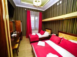 Hotel Boston on Baltakhinova 17, Улан-Удэ