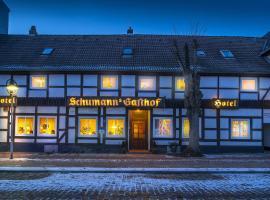 Schumann`s Hotel garni, Rendsburg (Fockbek yakınında)