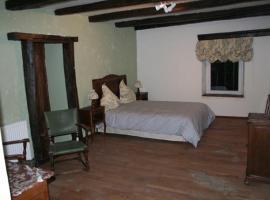 Chambres d'Hotes Les Hirondelles, Gaubiving (рядом с городом Форбаш)