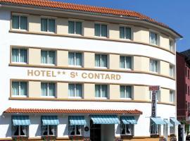 Hôtel Saint Contard, Лурд (рядом с городом Ossen)