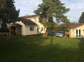Westfield Lodge, Redhill
