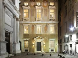 Hotel Palazzo Grillo, Génova