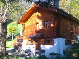 Chalet Les Rindes, Nendaz (Siviez yakınında)