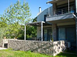 Feebles Garden House, Spathies, Калогрия