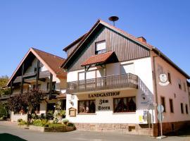 Landgasthof Zum Stern, Hünfeld (Wehrda yakınında)