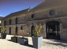 Gîte De la chee, Laheycourt