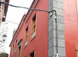 La Bouganvilla, Гарачико (рядом с городом Las Cruces)