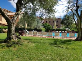 Villa Nencini, Volterra