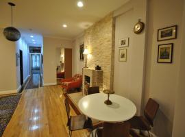Historic Harlem Duplex