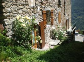 Chalet Gaia, Fontaine-le-Puits (рядом с городом Salins-les-Thermes)