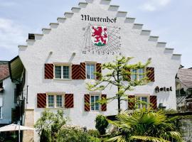 Hotel Murtenhof & Krone, Murten (Praz yakınında)