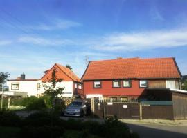 Ferienwohnung Osterbrink, Ilsenburg (Drübeck yakınında)