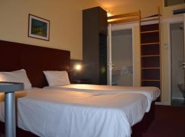 Mape hôtel, Dampierre-en-Burly (рядом с городом Montereau)