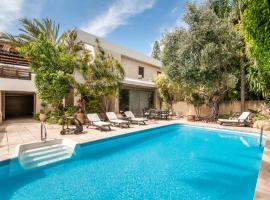 Villa Full Option in Herzlya Pitouah, Герцлия (рядом с городом Herzliyya B)