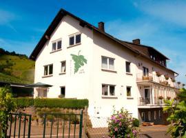 Weingut-Brennerei-Gästehaus Emil Dauns, Reil (Burg an der Mosel yakınında)