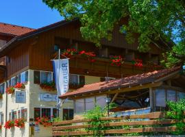 Hotel Gasthof Rose, Oy-Mittelberg (Hinterschneid yakınında)