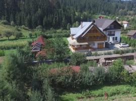 Pensiunea Casa Elvira, Vama