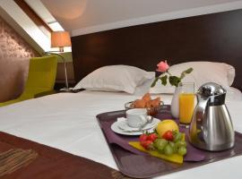 Hotel Restaurant Crystal, Erstein