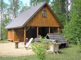 Lonni Nature Lodge, Hagudi (Lau yakınında)