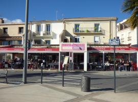 Hotel-Restaurant Du Port, Мезе