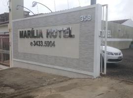 Marília Hotel, Marília (Dirceu yakınında)