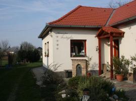 Keresztes Vendégház, Mosdós
