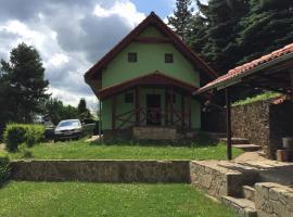 Chata Miška, Дриеница