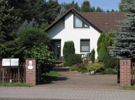 Holiday home Luthers Landhaus