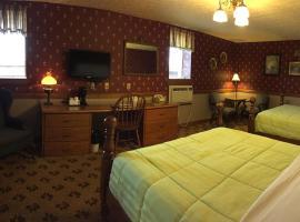 Hotel Millersburg 2 Star