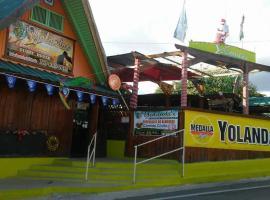 Yolandas Bar & Grill Restaurant-Guesthouse