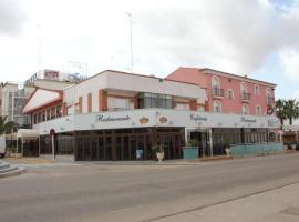 Hotel Frijon, Aceuchal