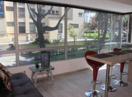 Apartamento Downtown Centro Internacional Bogotá