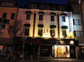 Hotel Rheinischer Hof, Erkelenz (Katzem yakınında)