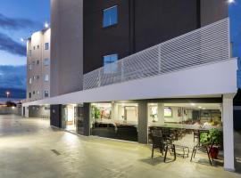 WR Hotel, Campo Grande (Pontal yakınında)