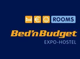Bed'nBudget Expo-Hostel Rooms, Hannover (Wilkenburg yakınında)