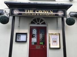 Crown Hotel, Pwllheli