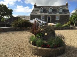 Treveighan Farmhouse, Saint Teath (рядом с городом Michaelstow)