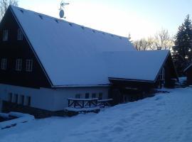 Guest House U Supa, Deštné v Orlických horách (Šediviny yakınında)