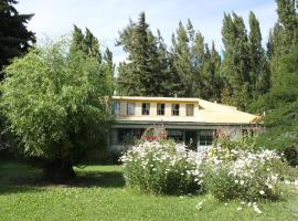 Hostería de la Patagonia, Chile Chico (Los Antiguos yakınında)