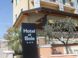 Hotel Al Sole, Cavaion Veronese (Near Affi)