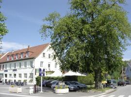 Hôtel Au Vieux Tilleul, Sentheim (рядом с городом Bourbach-le-Bas)
