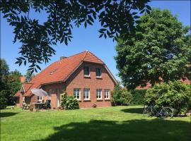 Ferienhaus Blattgerste, Ditzum (Oldersum yakınında)