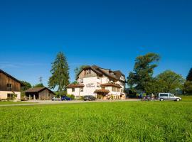Landgasthof Kinzigstrand, Biberach bei Offenburg (Zell am Harmersbach yakınında)